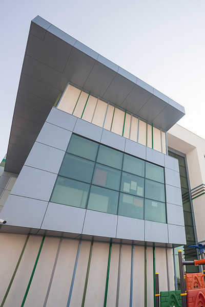 Supply and Fabrication of Architectural Aluminium Composite Material